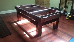 Correctly performing pool table installations, Duluth Minnesota
